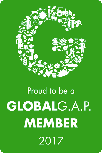 Assomela is GlobalGAP partner